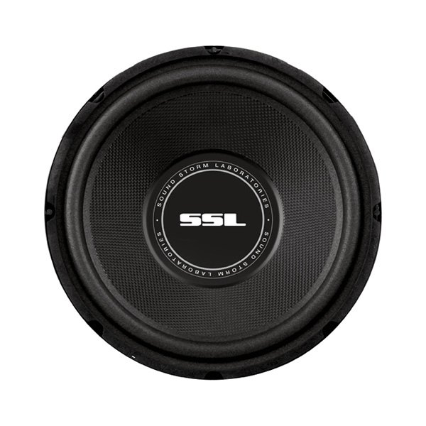 "Sound Storm Lab® - 12"" SS Series 800W SVC Subwoofer"