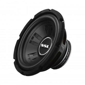 "Sound Storm Lab® - 10"" D Series 800W 4-ohm DVC Subwoofer"