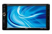 Sound Storm Lab® - Double DIN Digital Multimedia Receiver with Detachable 7'' Touchscreen Monitor