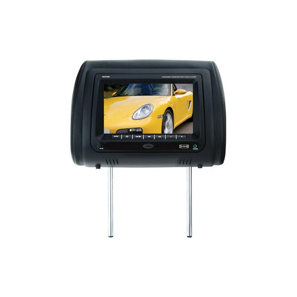 "Sound Storm Lab® - Headrest with 7"" TFT Monitor w/o Built-in DVD Player"