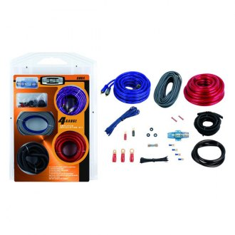 Sound Storm Lab® - Amplifier Wiring Kit