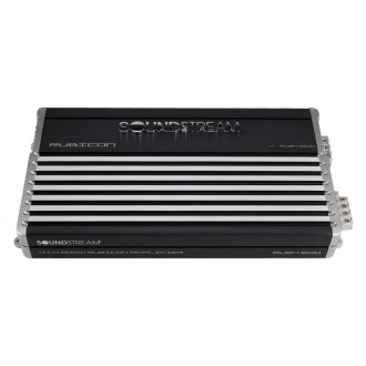Soundstream® - Rubicon Series Class AB 4-Channel 600W Amplifier