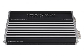 Soundstream® - Rubicon Series Class AB 600W 4-Channel Amplifier
