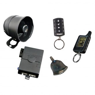 Soundstream® - Tarantula™ 2-Way Remote Start Security System with Alarm