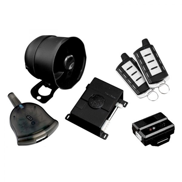 Soundstream® - Tarantula 1-Way Security And Remote Start System 1000 Ft Range With 2-Button Remote