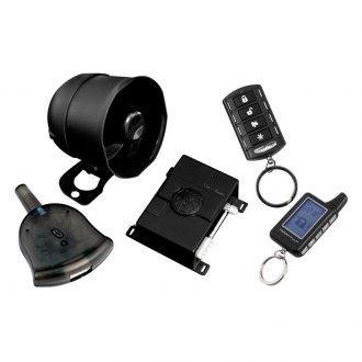 Soundstream® - Tarantula 2-Way Security And Remote Start System 1500 Ft Range With 4-Button And 5-Button LCD Remotes