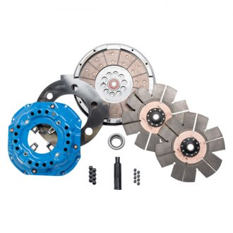 South Bend Clutch® - Stage 4 Competition Dual Disc Clutch Kit