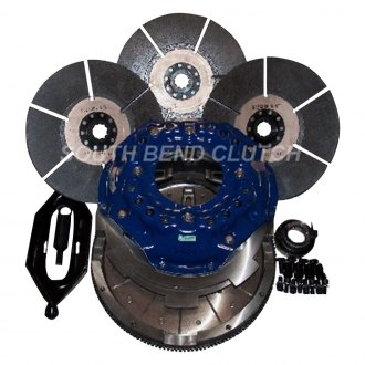 South Bend Clutch® - Competition Triple Disc Clutch Kit