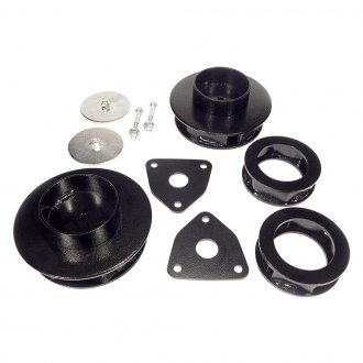 "Southern Truck® - 2.5"" Front and Rear Leveling Coil Spring Spacer Kit"