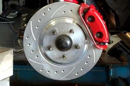 SP Performance® - Rotors Installation