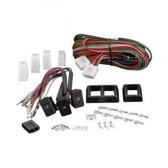 SPAL Automotive® - 3-Switch Kit