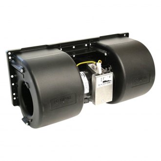 SPAL Automotive® - HVAC Blower Motor with 3-Speed Centrifugal Double Wheel