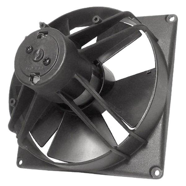 spal automotive® low profile puller fan paddle blades 12v spal automotive® 5 6 low profile puller fan paddle blades
