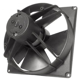 SPAL Automotive® - Low Profile Puller Fan with Paddle Blades, 12V