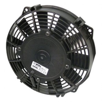 "SPAL Automotive® - 7.5"" Low Profile Puller Fan with Straight Blades"
