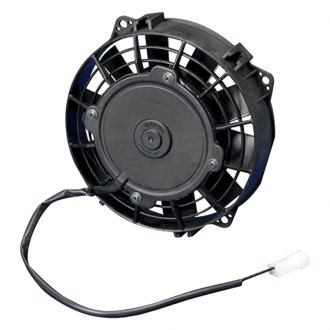 SPAL Automotive® - Low Profile Puller Fan with Curved Blades