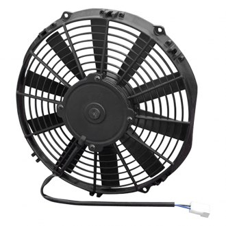 SPAL Automotive® - Medium Profile Pusher Fan with Straight Blades
