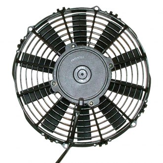 SPAL Automotive® - Medium Profile Puller Fan with Straight Blades