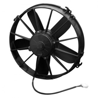 SPAL Automotive® - High Performance Pusher Fan with Paddle Blades, 12V