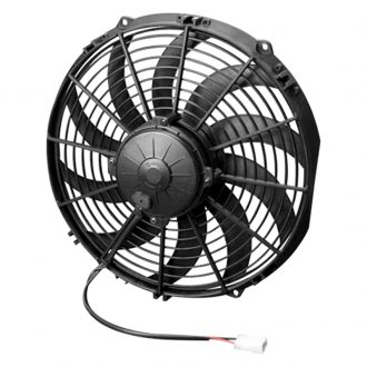 SPAL Automotive® - High Performance Pusher Fan with Curved Blades
