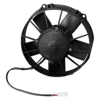 SPAL Automotive® - High Performance Pusher Fan with Paddle Blades