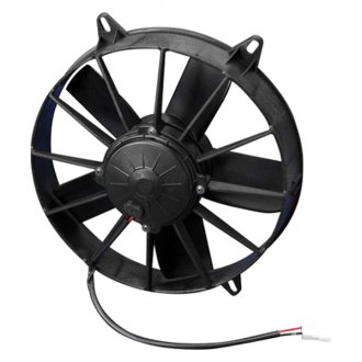 SPAL Automotive® - High Performance™ Pusher Fan with Straight Blades