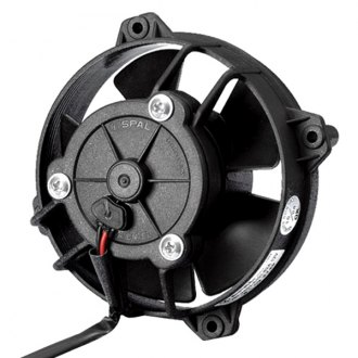 SPAL Automotive® - Low Profile Pusher Fan with Paddle Blades