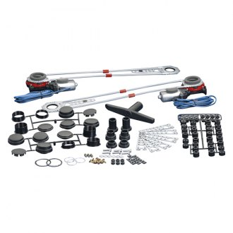 SPAL Automotive® - Deluxe Power Window Kit