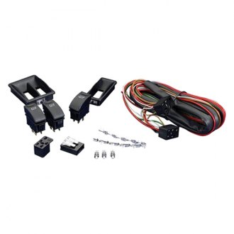 SPAL Automotive® - Pusher/Puller 3-Switch Kit