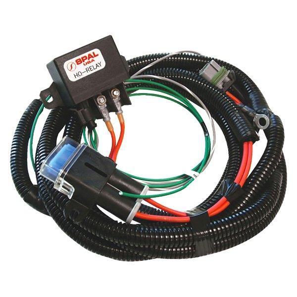 SPAL Automotive® FRH-HO-KIT - Fan Relay Harness