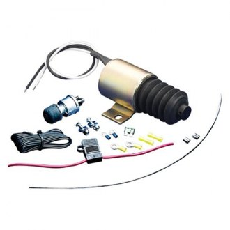 SPAL Automotive® - 40 lbs Solenoid with Hardware