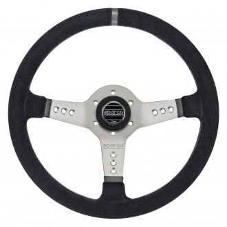 Sparco® - 3-Spoke L777 Piuma Series Street Racing Steering Wheel