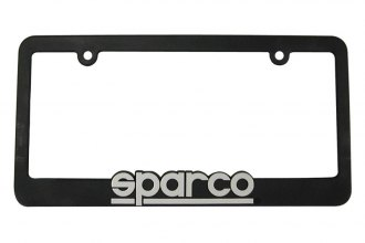 Sparco® - License Plate Frame