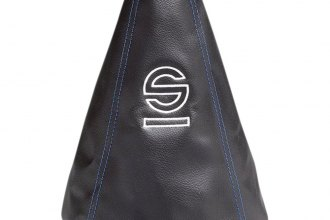 Sparco® - Basic Series Shift Boot, Black/Gray