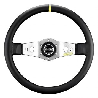 Sparco® - 2-Spoke L555 Safari Series Street Racing Steering Wheel