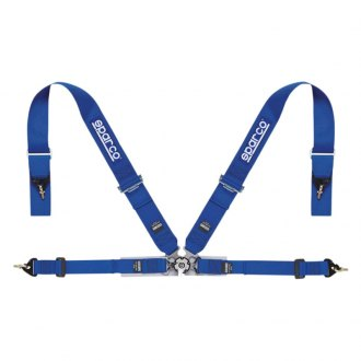 Sparco® - 4 Point Single Shoulder Snap on Fixing Competition Harness