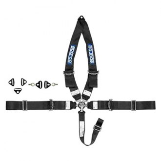 Sparco® - 5-Points Competition Series Harness Set