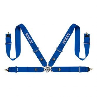 Sparco® - 4-Points Competition Series Harness Set