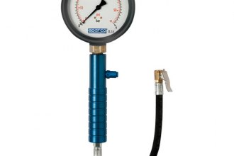 Sparco® - Air Pressure Gauge Bar/Pci