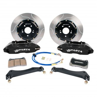 Sparta Evolution® - Saturn Caliper Front Big Brake Kit