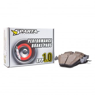Sparta Evolution® - SPP 1.0 Series Brake Pads