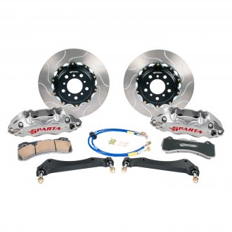 Sparta Evolution® - Triton Caliper Front Big Brake Kit