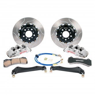 Sparta Evolution® - Triton R Caliper Front Big Brake Kit