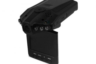 "Spec-D® - In-Car HD DVR Video Camcorder with 2.5"" LCD Screen"