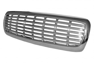 Spec-D® - Chrome Billet Grille
