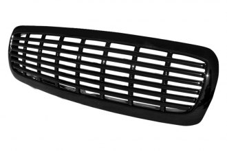 Spec-D® - Black Billet Grille