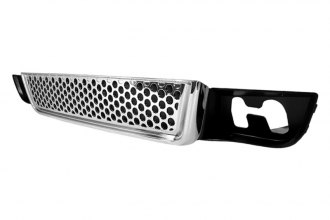Spec-D® - Chrome Punch Hole Lower Grille