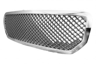 Spec-D® - Chrome Mesh Grille