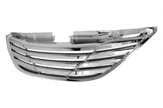 Spec-D® - Horizontal Style Chrome Grille