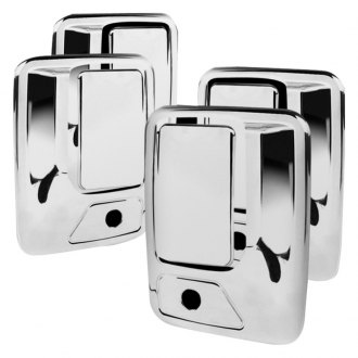 Spec-D® - Chrome Door Handle Covers